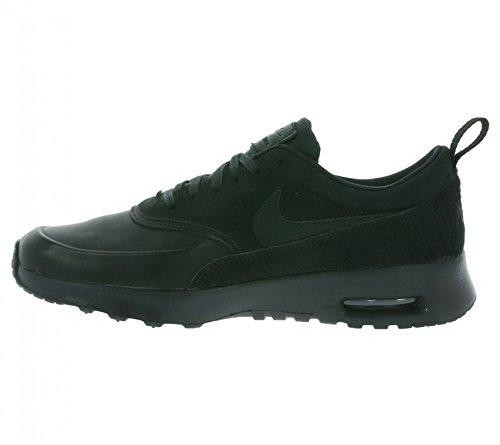 Nike 616723-011, Chaussures de Sport Femme Noir