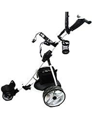 Kenrod Carrito de Golf eléctrico Plegable con pantalla digital |Automático 200W / 12V