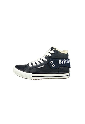 British Knights Roco, Baskets Basses Homme Marine
