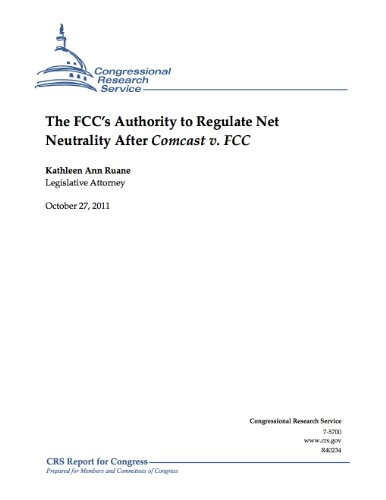 the-fccs-authority-to-regulate-net-neutrality-after-comcast-v-fcc-english-edition