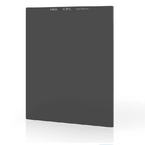 NiSi Fomito Pro HD Polarisationsfilter/CPL-Filter, quadratisch, 150 x 150 mm, optisches Glas Filter HD