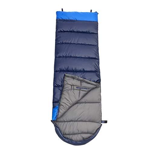 Sac de couchage LCSHAN Polyester Adulte Bas Coton Épais Chaud Camping Humidité Humidité