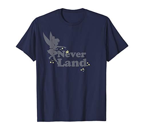 Disney Peter Pan Tinker Bell Never Land Fairy Dust T-Shirt - Kinder Peter Pan T-shirt