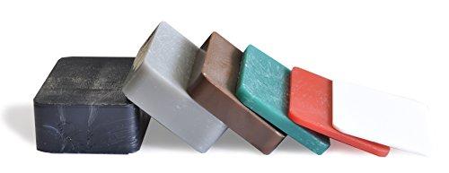 Preisvergleich Produktbild SILISTO Quickies Kunststoff Unterlegplatten 90 Teilig - bis 5 Tonnen belastbar