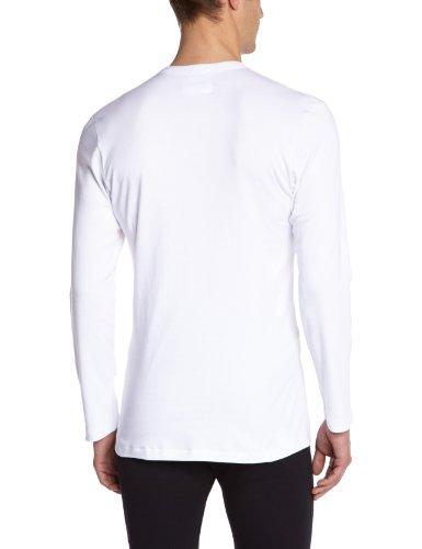 Eminence Herren Unterhemd Thermounterwäsche - Oberteile Weiß