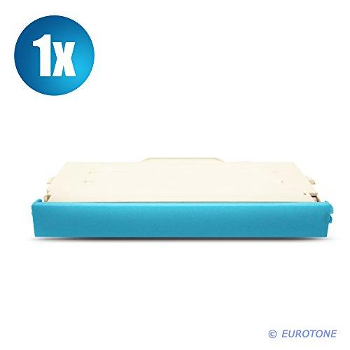 Preisvergleich Produktbild 1x Eurotone Toner für Brother HL 2700 C CN CNLT ersetzt TN-04C TN 04 C Cyan Blau