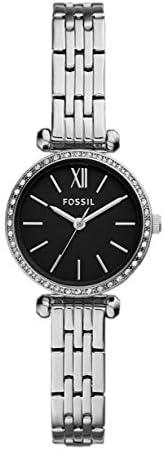 FOSSIL WOMENS TILLIE MINI STAINLESS STEEL WATCH - BQ3501