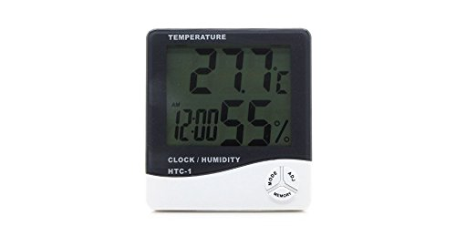 Termometro digitale LCD, temperatura e umidità