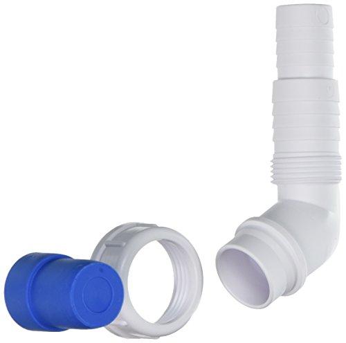 McAlpine MA15135gradi ugello per connessione a 2,5cm BSP–bianco