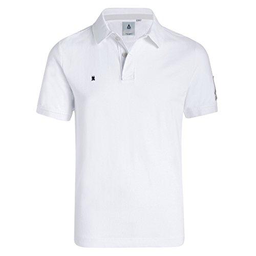 GAASTRA - Polo Piqué Genua Homme - Blanc, XL