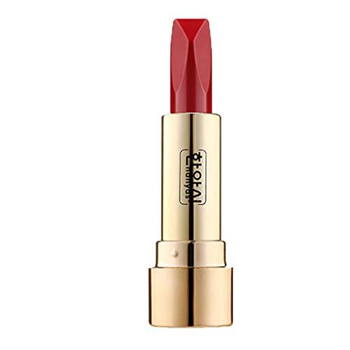 LEXUPE Hanyas Mat Rouge à lèvres hydratant Double Effet(Multicolore,34