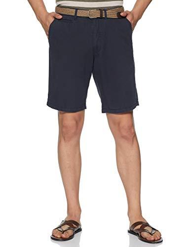 pantalones cortos de corte chino sin pinzas en la parte delantera con tiro de 28 cm para hombre Marca Goodthreads