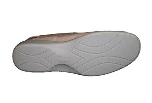 Solidus - Lia 730400 124 0497 Damen Sandalen, Herausnehmbares Fussbett, Weite H Perla