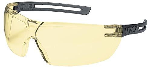 uvex x-fit Schutzbrille 9199 - Kratzfest & Beschlagfrei, 100% UV-400-Schutz - Sicherheitsbrille mit...