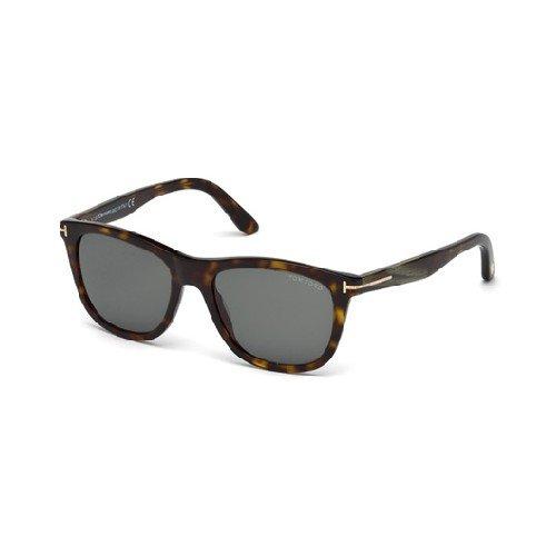Tom Ford Unisex-Erwachsene FT0500 52N 54 Sonnenbrille, Braun (Avana Scura/Verde)