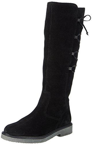 Fashion Stiefel (Gabor Shoes Damen Fashion Stiefel, 87 Schwarz (Anthrazit), 40.5 EU)