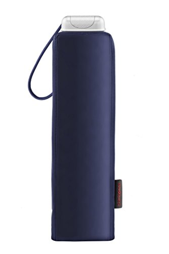 Samsonite 45460.1439 Parapluie pliant Alu Drop 3 Sect. Manual Flat (6 Pcs) Indigo Blue
