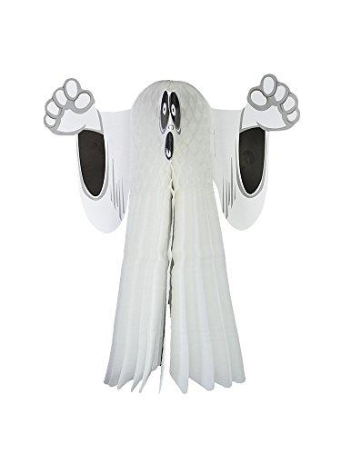 Halloween Ghost Festival Bar Pendant Gespenstische Atmosphäre Dekoration Requisiten Dreidimensionale Geister Charme Ornamente,1