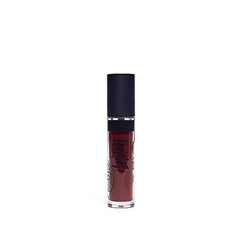 PUROBIO - Rouge à lèvres liquide 07 - Tonalitè 07 Bordeau - Fini Matte - Nickel Testé - Produits Biologique - 4 ml