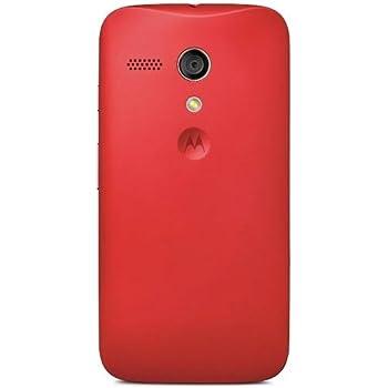 Coque Motorola Shell pour Moto G 1ère génération - Rouge