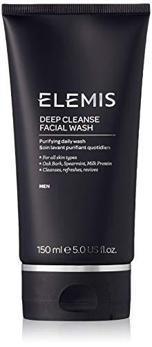 ELEMIS Deep Cleanse Soin Lavant Purifiant Quotidien pour Homme, 150 ml