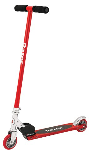 Razor Tretroller S Scooter Red, One Size (Red Rider Scooter)