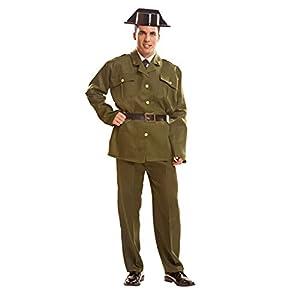 My Other Me - Disfraz de Guardia civil para adultos, talla S (Viving Costumes MOM00979)