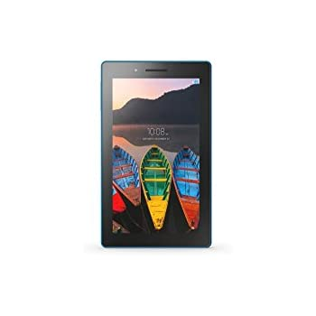 "Lenovo TAB3 7 Essential - Tablet de 7"" (Procesador de Mediatek MT8127 Quad Core, 1,3 GHz, 1 GB de RAM, cámara de 0,3 MP + 2 MP, pantalla táctil, Dolby Audio, Android 5.0),16 GB de eMMC, color negro"