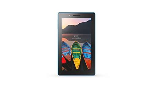 Lenovo Tab3 7 Essential 17,7 cm (7,0 Zoll WSVGA IPS Touch) Tablet-PC (Mediatek MT8127, 1GB RAM, 16GB eMCP, Android 5.0) schwarz