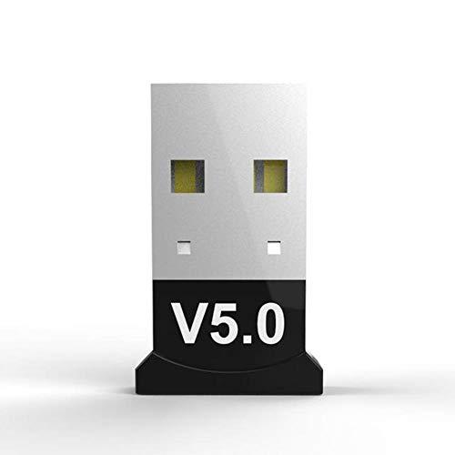 Biggystar Adaptador Bluetooth 5.0USB Receptor Audio