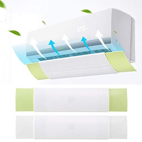 Windabweiser Für Klimaanlagen Versenkbarer Windabweiser Für Klimaanlagen Anti-Direktschlag-Windschutzscheiben-Luftleitblech Für Zuhause/Büro -