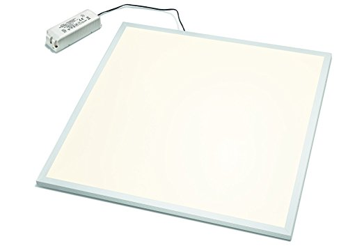 LED Panel Rasterdecken-Leuchte 625 x 625 mm warmweiß 3000K