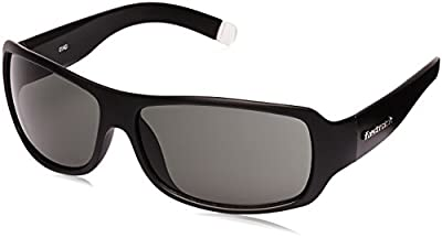 Fastrack UV Protected Oval Men's Sunglasses - (P089GR3|61|Green Color)