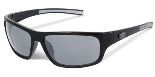 Indian Motorcycle Sunglasses Sonnenbrille Schwarz glänzend Sport Rundumverstärkung 100% UV-Wrap neuen