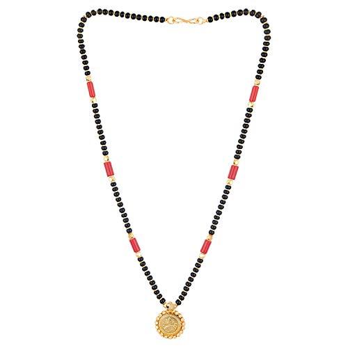 Voylla Mangalsutra for Women (Golden)(8907617687131)