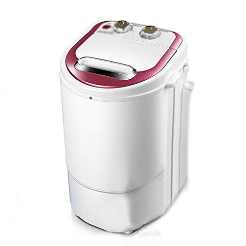 Tragbare waschmaschine und trockner Kompakte Waschmaschine, Haushaltshalbautomatische,