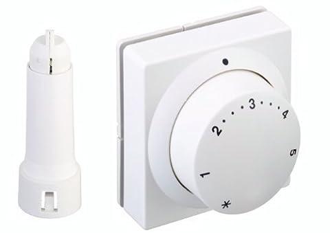 Danfoss Thermostatkopf Fühlerelement mit Ferneinsteller RA 5062