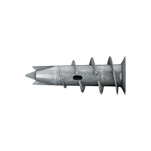 TOX Gipskartondübel Spiral Plus 37 ohne Schraube, 50 Stück, 068100021 (Spiral-anker)