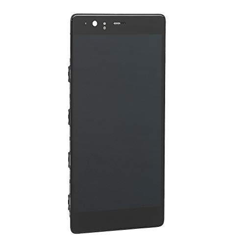 Pantalla de Montaje para Huawei P9 Plus, Pantalla LCD digitalizador de 5 Pulgadas con Pantalla táctil de Repuesto con Marco y Herramientas para Huawei P9 Plus
