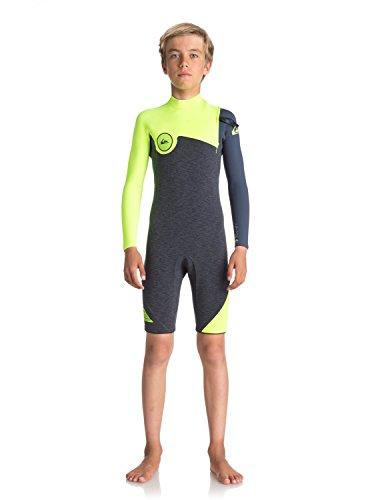 Quiksilver 2/2mm Highline Series - Zipperless Long Sleeve Springsuit - Jungen (Langarm-springsuit)