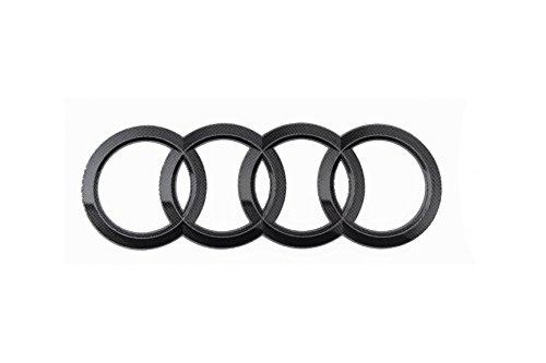 Audi Logo anelli adesivo originale