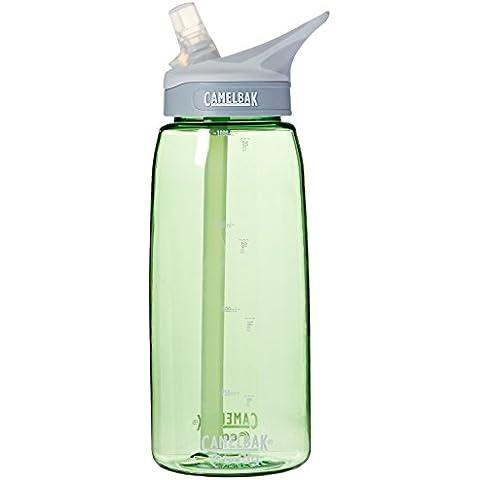 Camelbak Eddy - Botella de agua, color verde, capacidad 1 litro