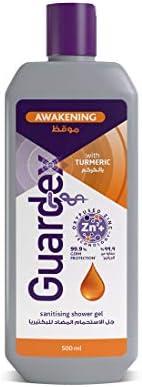 Guardex Shower Gel Awakening, 500 ml