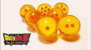 Boules de Cristal - Dragon Ball Z