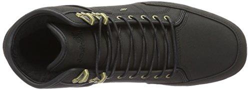 Boxfresh  Swapp Prem Blok, Sneakers Hautes homme Noir - 00 Black