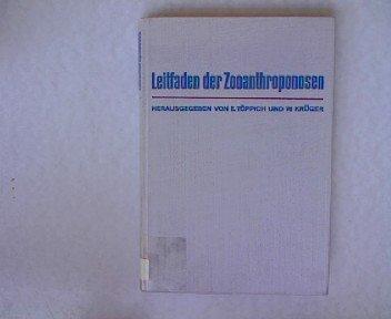 Leitfaden der Zooanthroponosen