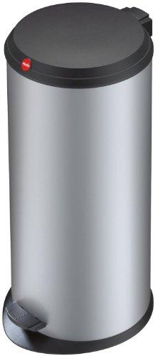 Hailo 0520-029 Tret-Abfallsammler T 1.20, silber