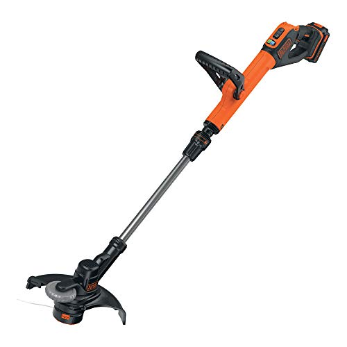 Black + Decker STC1820PC-QW Coupe-bordure sans fil 18 V 2 Ah