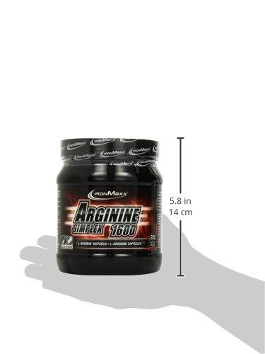 Ironmaxx Arginin Simplex 1600