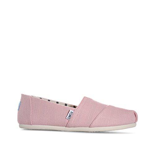 TOMS Classic Damen Schuhe Pink - Damen Pink Schuhe